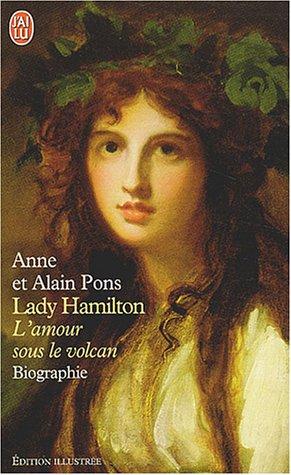 9782290330173: Lady Hamilton : L'amour sous le volcan
