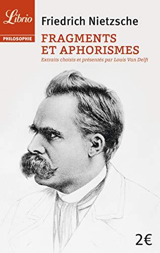 9782290332320: Librio: Fragments ET Aphorismes (French Edition)