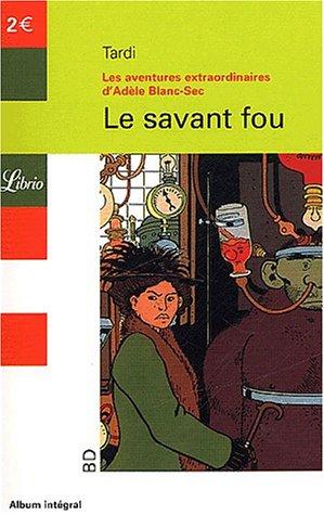 9782290334416: Le Savant fou