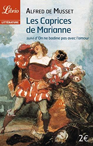 9782290334584: Les Caprices de Marianne, suivi de