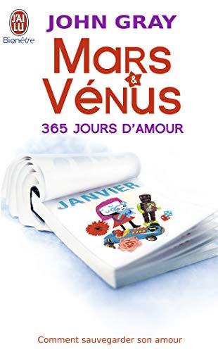 Mars et Vénus : 365 jours d'amour: Gray, John