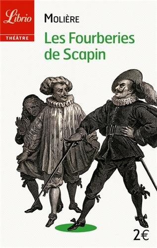 9782290334782: Les Fourberies de Scapin (Librio Theatre) (French Edition)