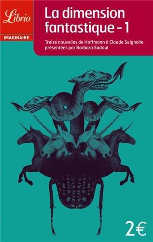 9782290335321: La Dimension Fantastique 1 (Librio Imaginaire) (French Edition)
