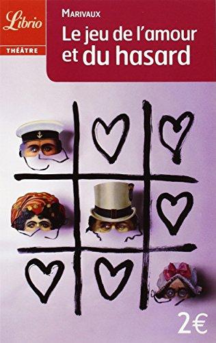 9782290335666: Le jeu de l'amour et du hasard (Librio)