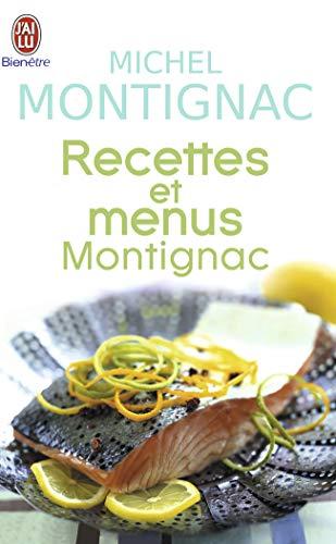 9782290336571: Recettes et menus Montignac ou la gastronomie nutritionnelle (French Edition)