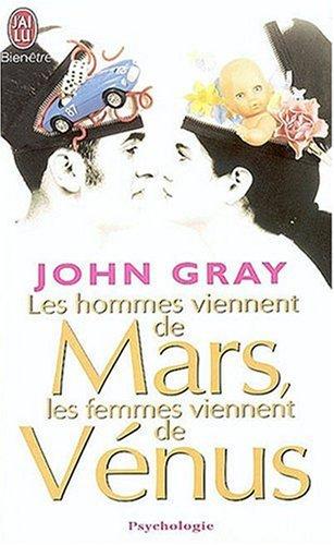 9782290336724: Hommes Mars Femmes Venus (Bien Etre) (French Edition)