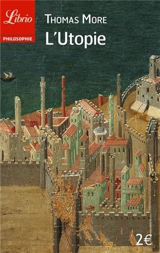 9782290337684: L'Utopie (Librio Philosophie) (French Edition)