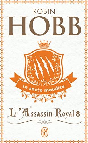 9782290337714: L'Assassin Royal T8 - La Secte Maudite (Science Fiction) (French Edition)