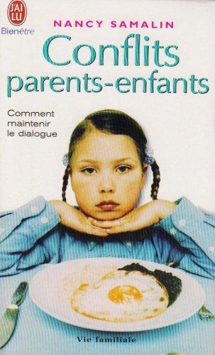9782290338001: Conflits Parents-Enfants