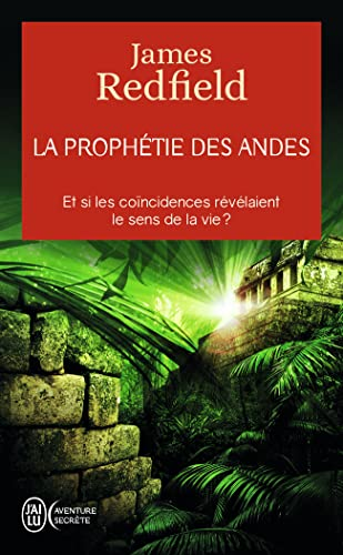 9782290338032: La Prophetie Des Andes (Aventure Secrete) (French Edition)