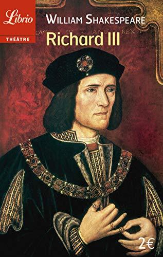 9782290339084: Richard III (Librio)