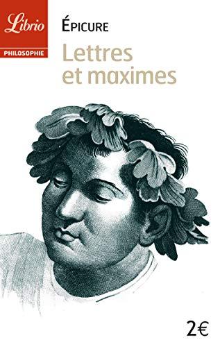 9782290339152: Lettres et maximes