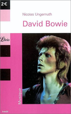 9782290339572: David Bowie