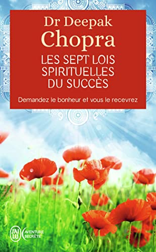 9782290339954: Les Sept Lois Spirituelles Du Succes. (Aventure Secrete) (English and French Edition)