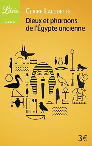 9782290340349: Librio: Dieux ET Pharaons De L'Egypte Ancienne (French Edition)