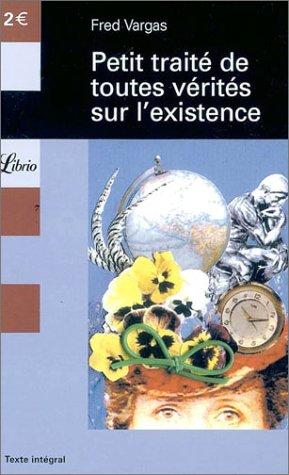 9782290340516: Petit traité de toutes vérités sur l'existence (Librio)