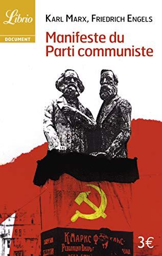 Manifeste du parti communiste (Documents) (French Edition): Engels, Friedrich