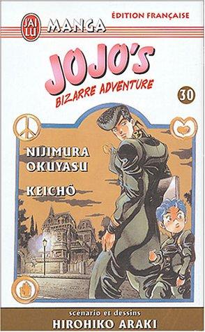 9782290341490: Jojo s bizarre nijimura30 (J'ai lu Manga)