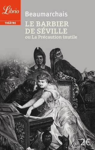 9782290341766: Le barbier de Seville (Librio Théâtre)