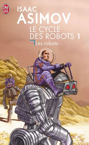 9782290342480: Les robots (J'ai lu Science-fiction)