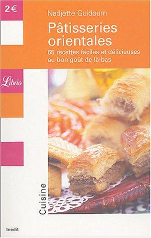 9782290342497: Librio: Patisseries Orientales (French Edition)