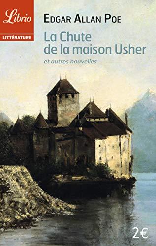 9782290342893: La chute de la maison Usher et autres nouvelles