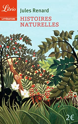 9782290342930: Librio: Histoires Naturelles (French Edition)