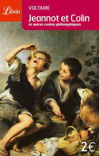 9782290342985: Jeannot et Colin : Et autres contes philosophiques