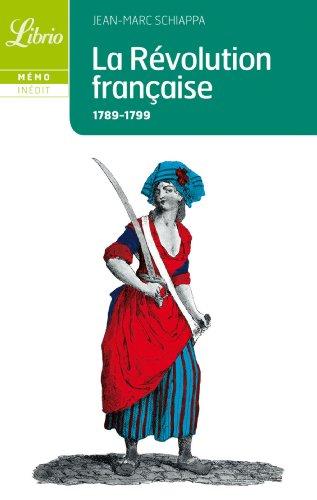 9782290343074: La Révolution française