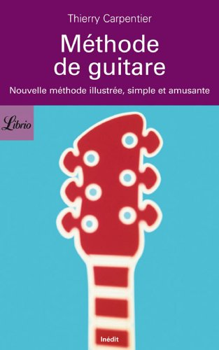 9782290343357: Méthode de guitare