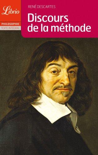 Discours de la methode (LIBRIO PHILOSOPHIE): Descartes Rene