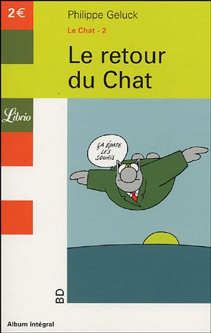 9782290344323: Librio: Le Chat 2/Le Retour Du Chat (French Edition)