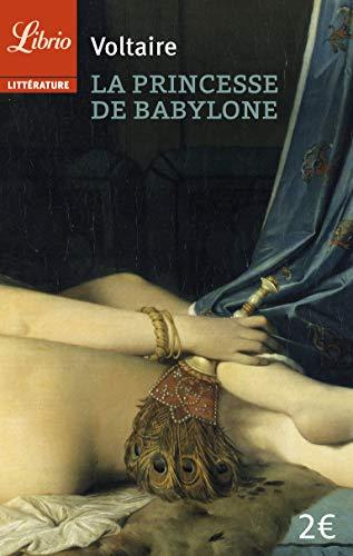 9782290344354: La princesse de Babylone