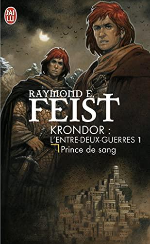 9782290344996: Les Nouvelles Chroniques De Krondor 1/Prince De Sang (French Edition)