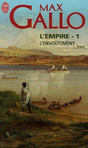 9782290345191: L'empire, Tome 1 : L'Envoûtement