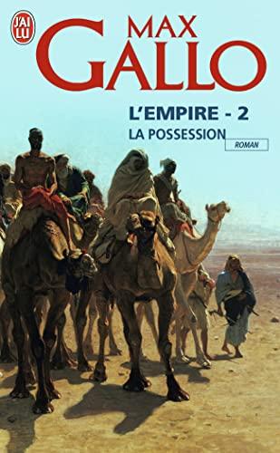 9782290345207: L'empire, Tome 2 : La possession