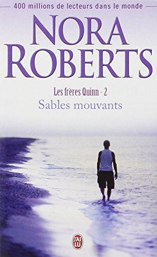 9782290345689: Les frères Quinn ,Tome 2 - Sables mouvants