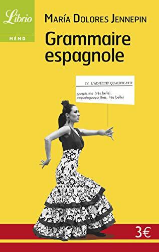 9782290346105: Librio: Grammaire Espagnole (French Edition)