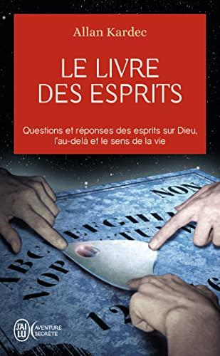 9782290346884: Le livre des esprits (French Edition)