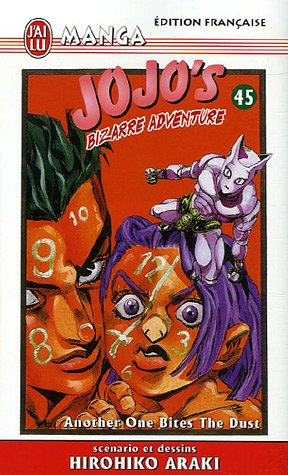 9782290347898: Jojo's Bizarre Adventure, Tome 45 : Another One Bites The Dust