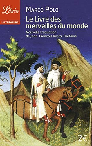 9782290348437: Le livre des merveilles du monde (Librio)