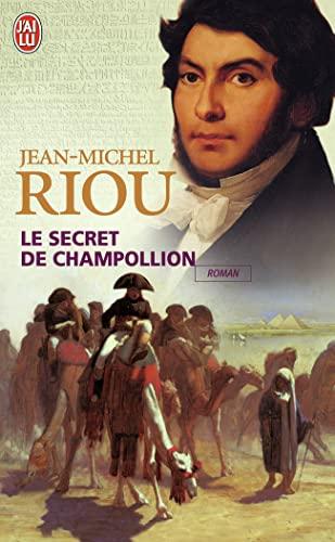 9782290349663: Le Secret De Champollion (French Edition)