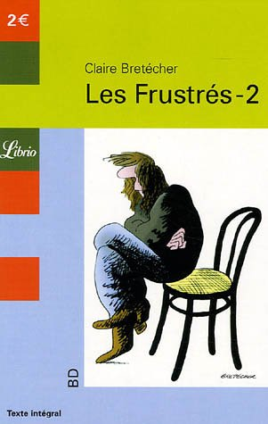 9782290350164: Librio: Les Frustres 2 (French Edition)