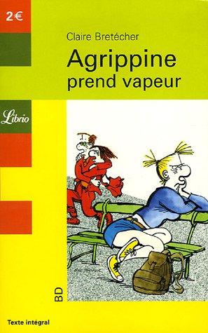9782290350171: Aggripine prend vapeur (Librio BD)