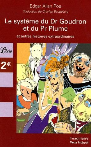 Histoires grotesques et serieuses: MORCEAUX CHOISIS -: Poe Edgar-Allan