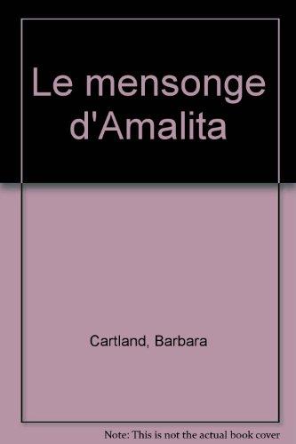 9782290352243: Le mensonge d'Amalita