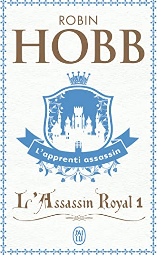 9782290352625: L'Assassin Royal T.1 L'Apprenti Assassin (Science Fiction) (English and French Edition)