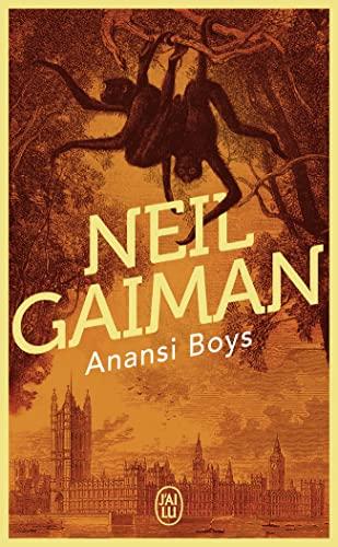 9782290352847: Anansi Boys