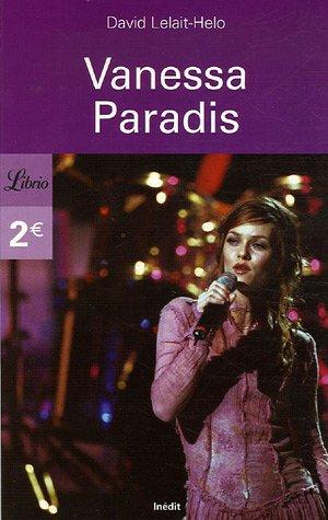 9782290354049: Librio: Vanessa Paradis (French Edition)