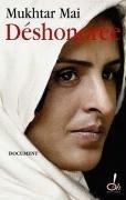 Déshonorée [Broché]: Mai, Mukhtar